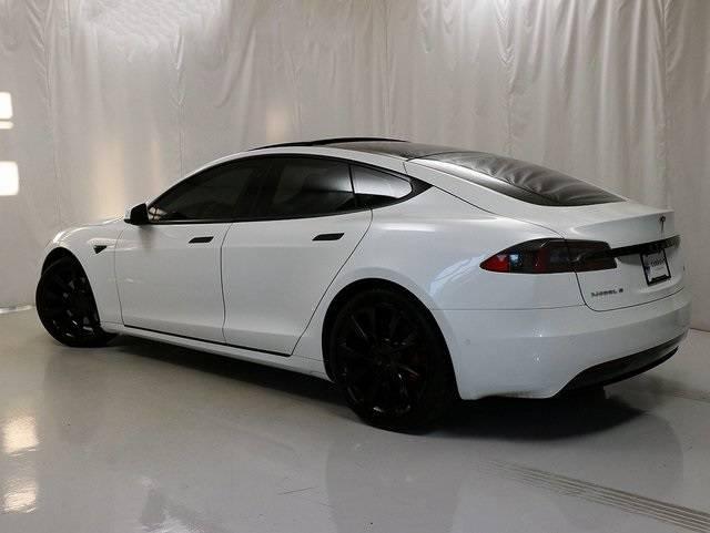 2018 Tesla Model S 5YJSA1E44JF236466