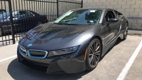 2020 BMW i8 WBY2Z4C02L7F61444