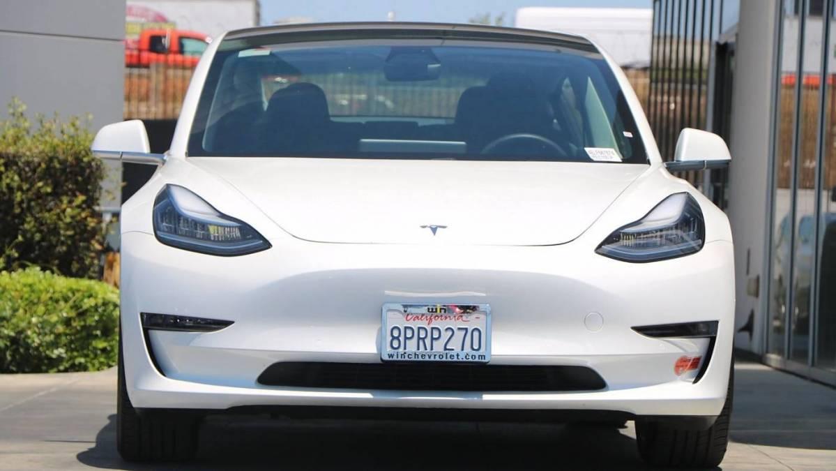 2020 Tesla Model 3 5YJ3E1EB4LF667674