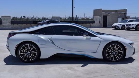2019 BMW i8 WBY2Z4C53K7E44997