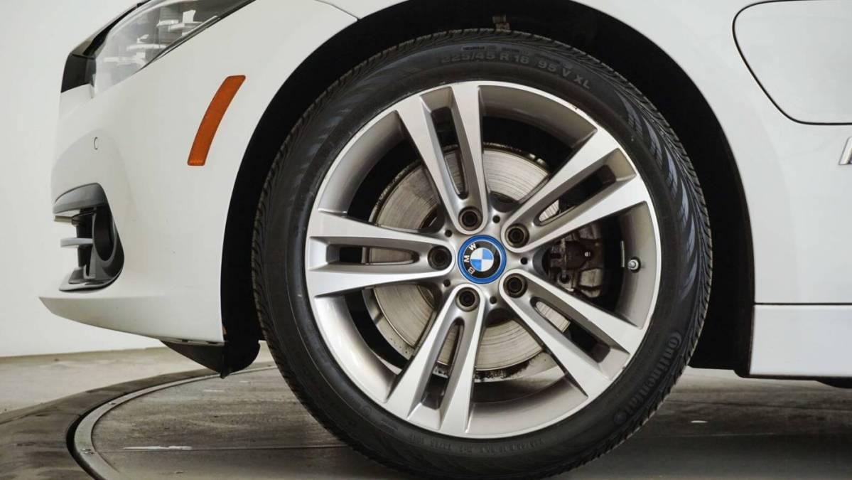 2018 BMW 3 Series WBA8E1C58JA178619