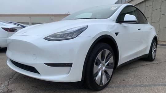 2021 Tesla Model Y 5YJYGDEEXMF117148