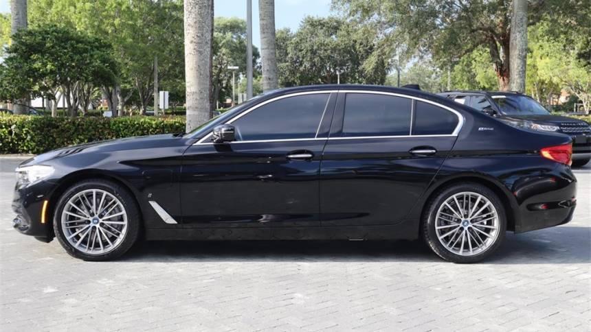 2018 BMW 5 Series WBAJA9C51JB252520