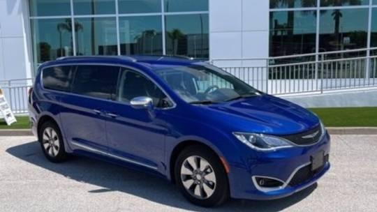 2020 Chrysler Pacifica Hybrid 2C4RC1N71LR200535