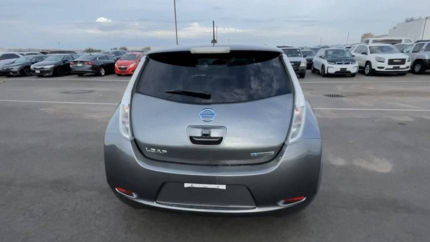 2015 Nissan LEAF 1N4AZ0CP9FC302838