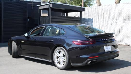 2018 Porsche Panamera WP0AE2A73JL130304
