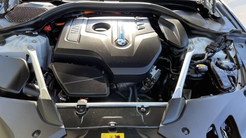 2019 BMW 5 Series WBAJA9C56KB389566