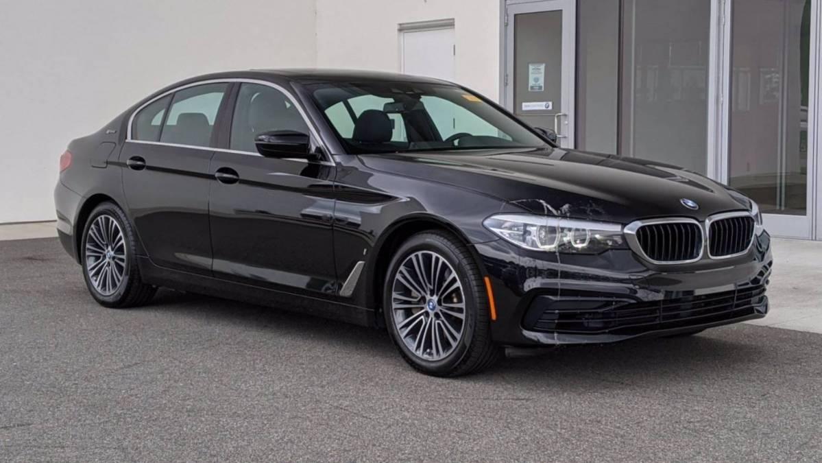 2019 BMW 5 Series WBAJB1C56KB375343