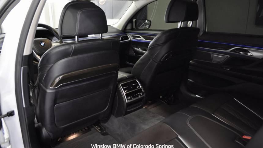 2018 BMW 7 Series WBA7J2C5XJG938334