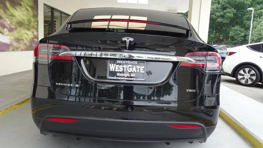 2018 Tesla Model X 5YJXCDE28JF088628