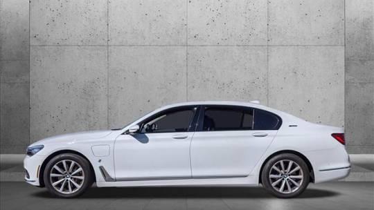 2018 BMW 7 Series WBA7J2C54JG938572