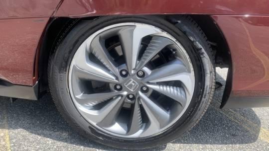 2018 Honda Clarity JHMZC5F13JC013190