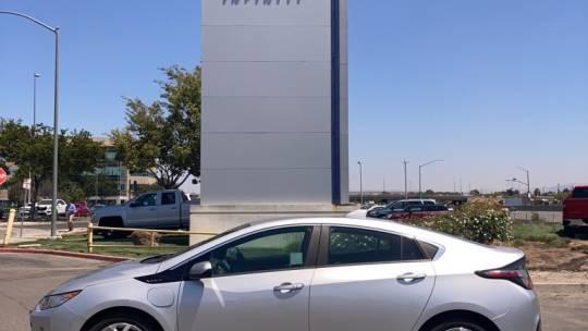 2018 Chevrolet VOLT 1G1RD6S50JU143864