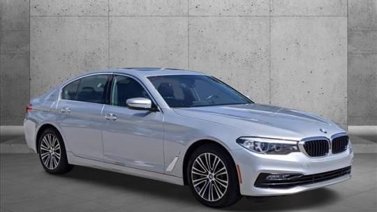 2018 BMW 5 Series WBAJA9C59JB250854
