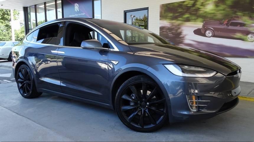 2016 Tesla Model X 5YJXCBE26GF002438
