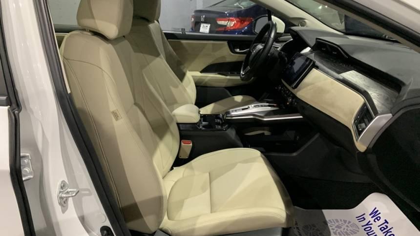 2018 Honda Clarity JHMZC5F34JC008940