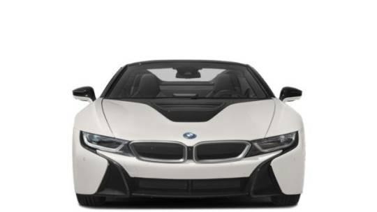 2019 BMW i8 WBY2Z6C55K7D85530