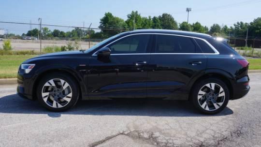 2021 Audi e-tron WA1LAAGE4MB022962
