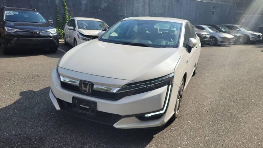 2018 Honda Clarity JHMZC5F10JC009677