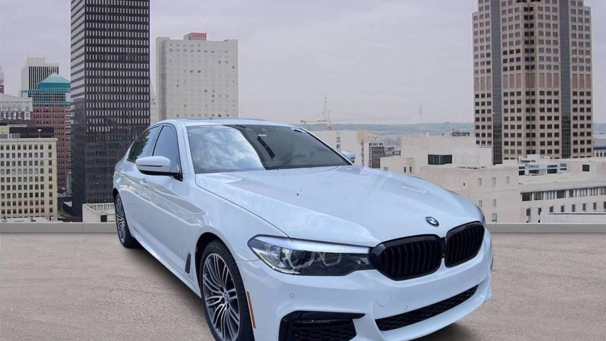 2019 BMW 5 Series WBAJA9C57KB392587