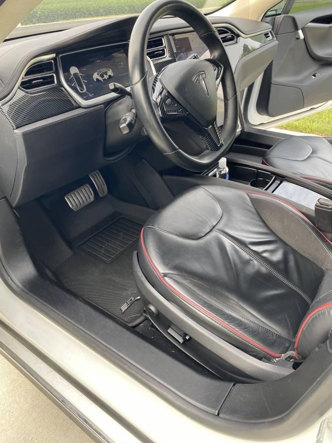 2013 Tesla Model S 5YJ3E1EB6JF106292