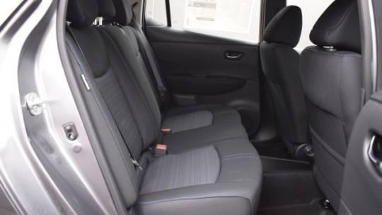 2021 Nissan LEAF 1N4AZ1CV6MC553821