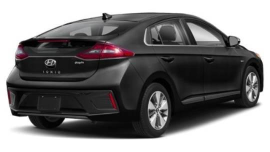 2019 Hyundai IONIQ KMHC75LD4KU153718