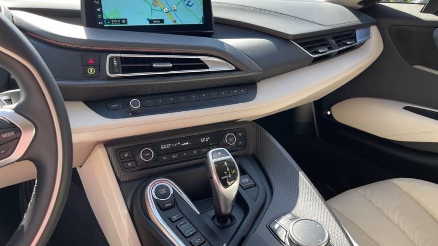 2019 BMW i8 WBY2Z4C55K7E20393