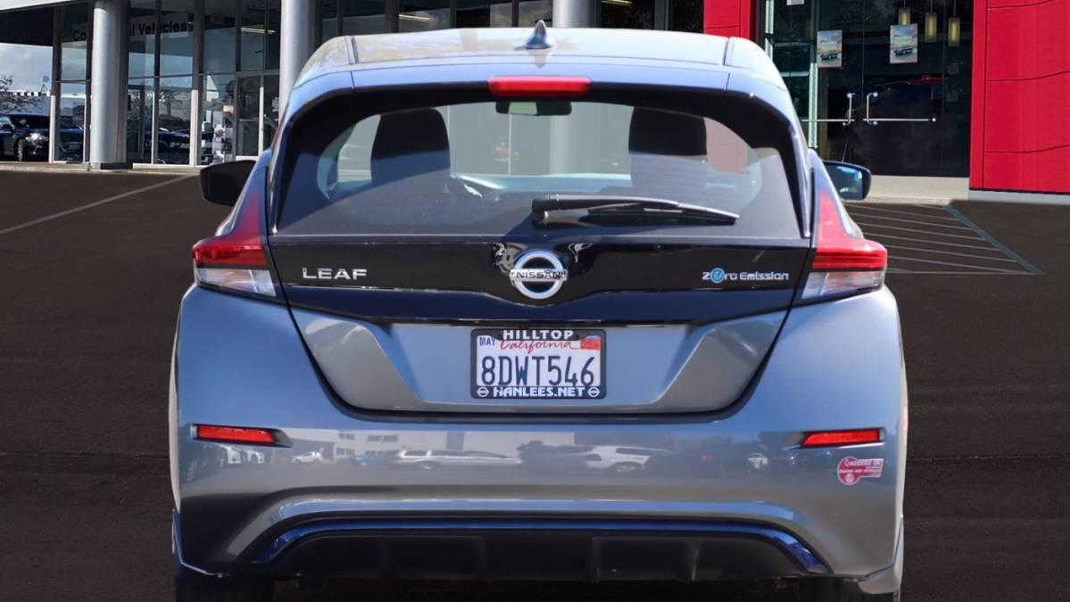 2018 Nissan LEAF 1N4AZ1CPXJC301597
