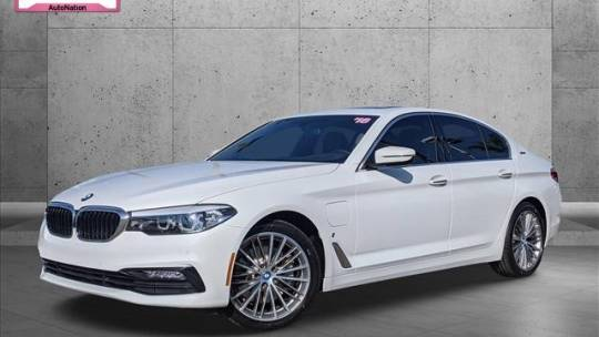 2018 BMW 5 Series WBAJA9C55JB249961