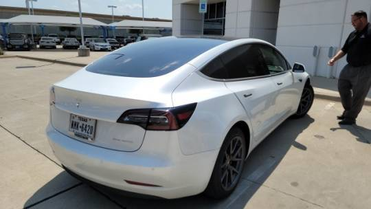 2020 Tesla Model 3 5YJ3E1EBXLF735198