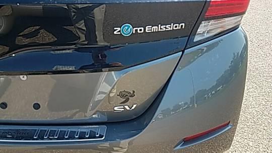 2019 Nissan LEAF 1N4AZ1CP2KC305676