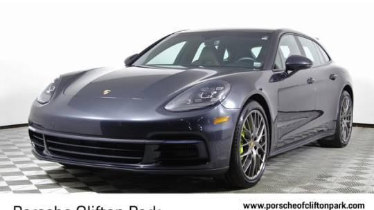 2018 Porsche Panamera WP0CE2A7XJL189911
