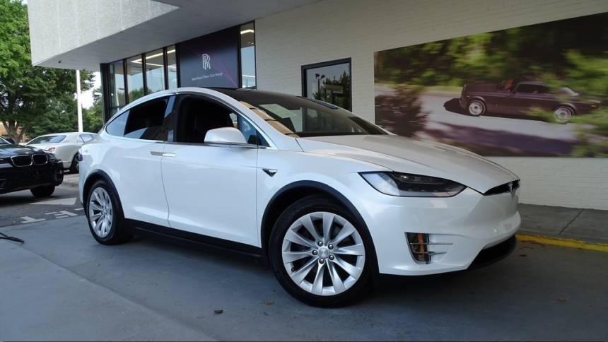 2016 Tesla Model X 5YJXCAE23GF028313