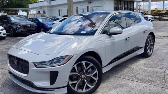 2019 Jaguar I-Pace SADHC2S16K1F72657