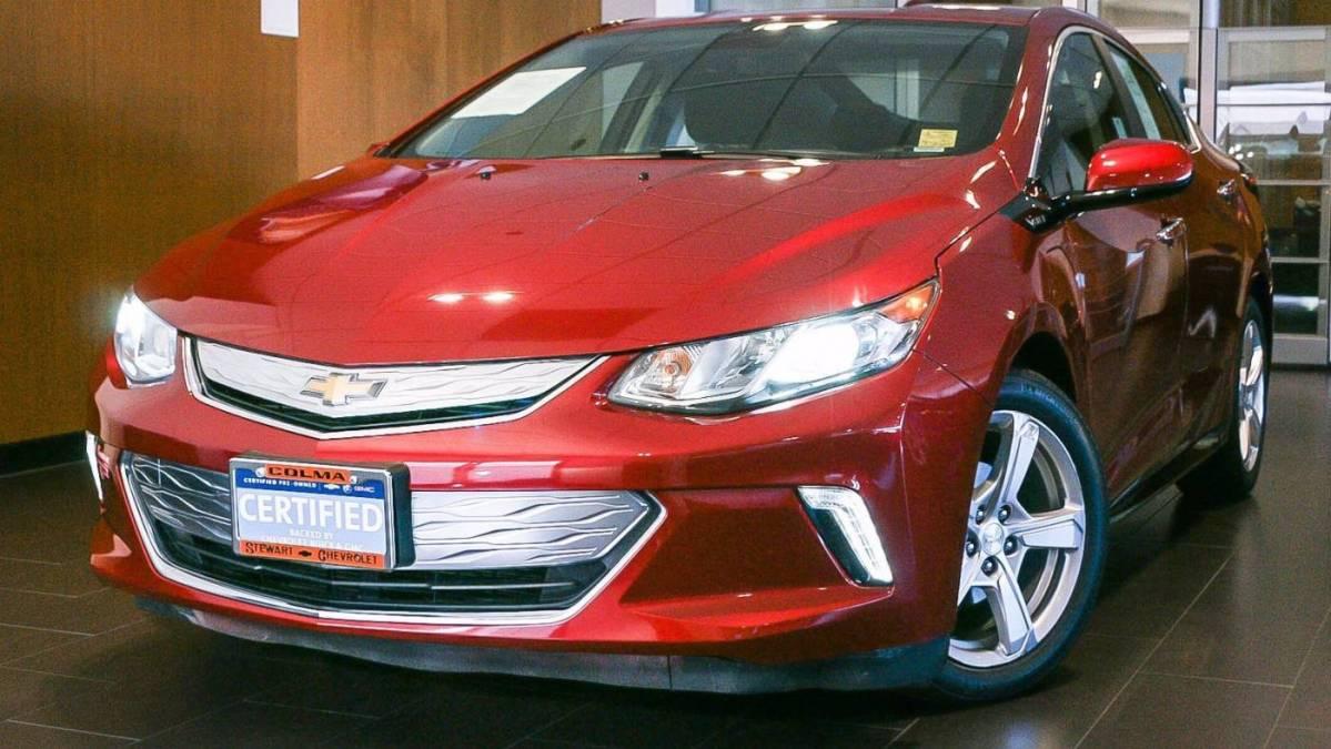 2018 Chevrolet VOLT 1G1RC6S54JU148696
