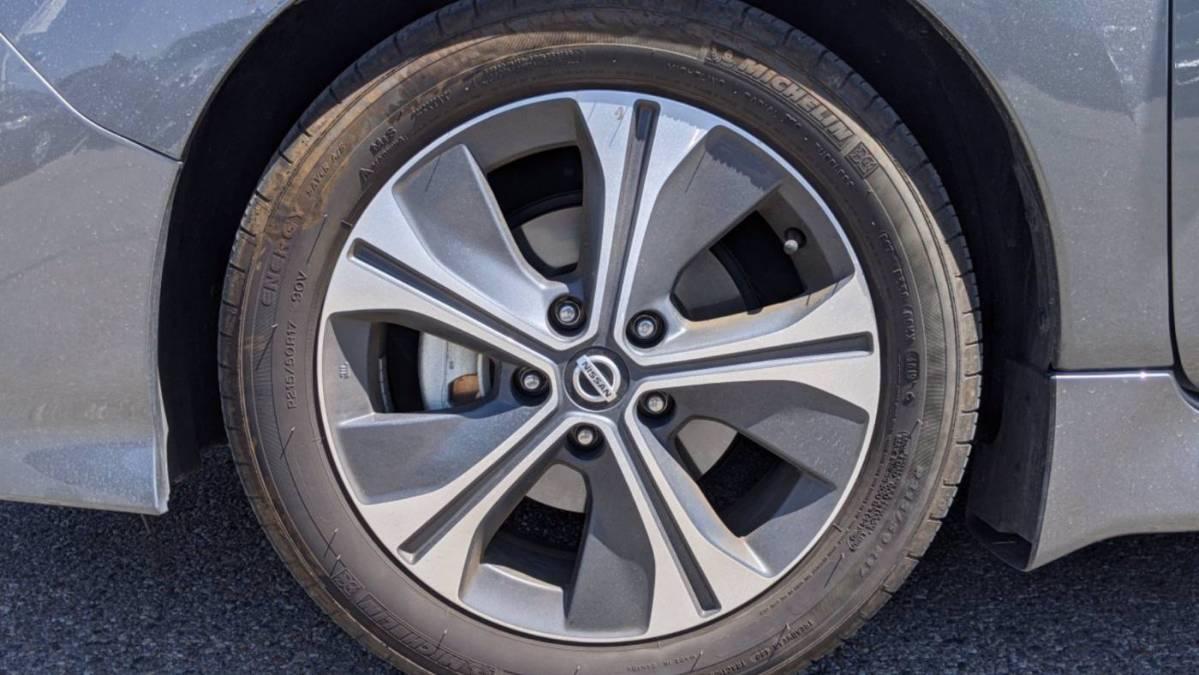 2020 Nissan LEAF 1N4AZ1CP5LC304944
