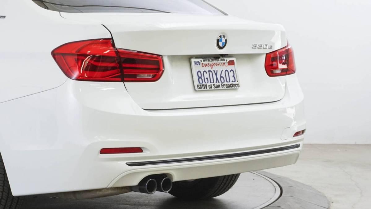 2018 BMW 3 Series WBA8E1C56JA756975