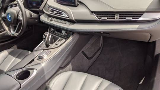 2019 BMW i8 WBY2Z6C52K7E30911