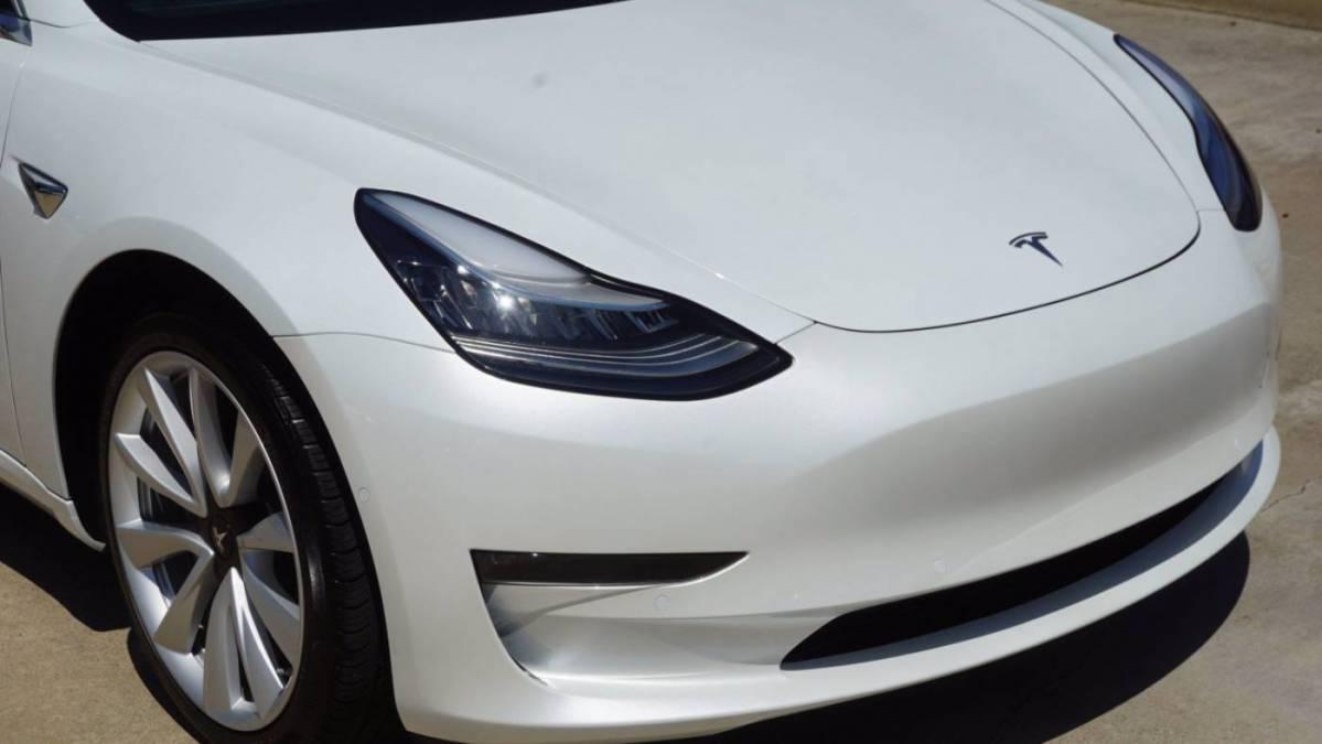 2020 Tesla Model 3 5YJ3E1EB5LF712427