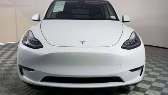 2021 Tesla Model Y 5YJYGDEE1MF078384