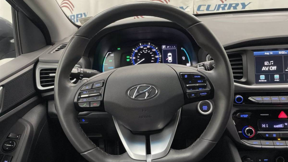 2019 Hyundai IONIQ KMHC65LD3KU147430