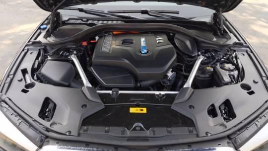 2018 BMW 5 Series WBAJA9C54JB250258