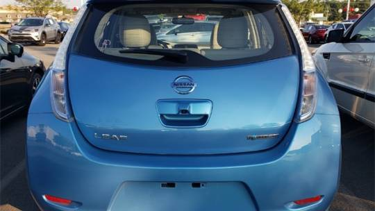 2012 Nissan LEAF JN1AZ0CP6CT027308