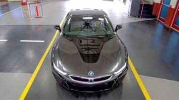2019 BMW i8 WBY2Z6C52KVG97753