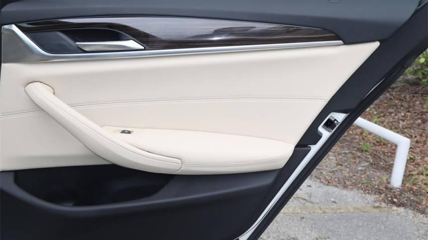 2018 BMW 5 Series WBAJA9C56JB249953