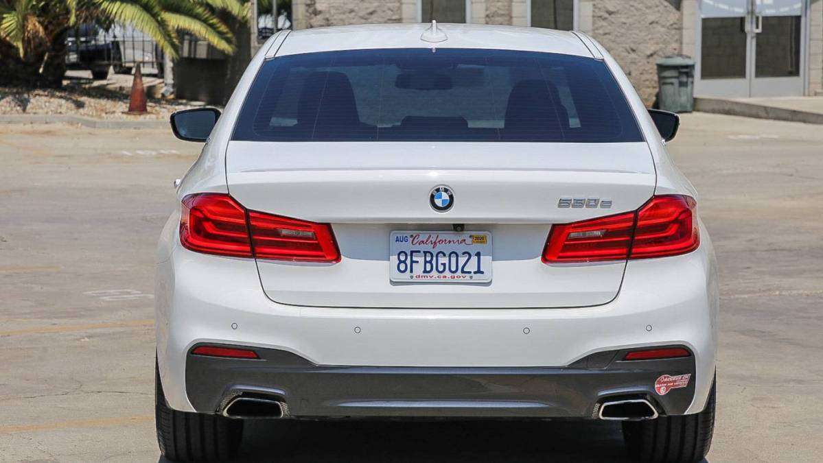 2018 BMW 5 Series WBAJA9C55JB251967