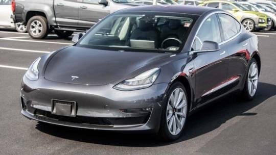 2018 Tesla Model 3 5YJ3E1EB5JF121351