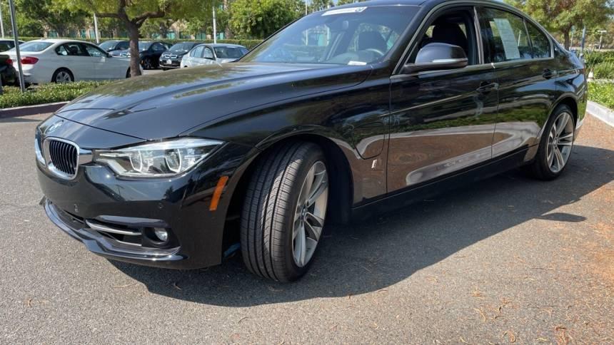 2018 BMW 3 Series WBA8E1C52JA171679