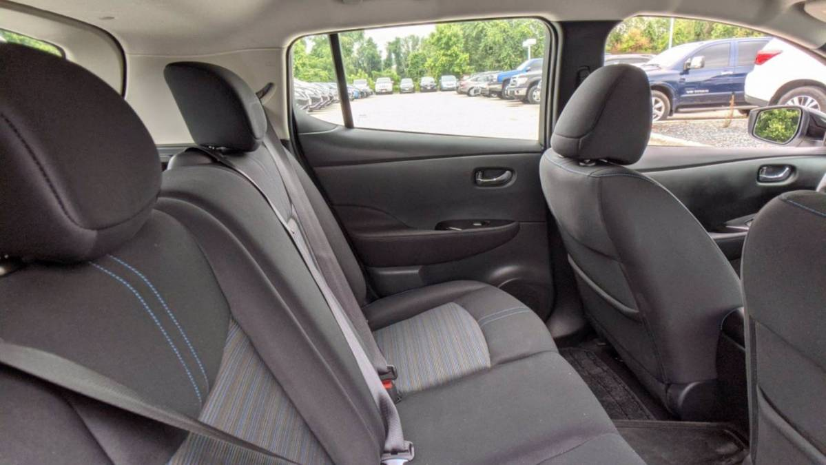 2018 Nissan LEAF 1N4AZ1CP0JC303990